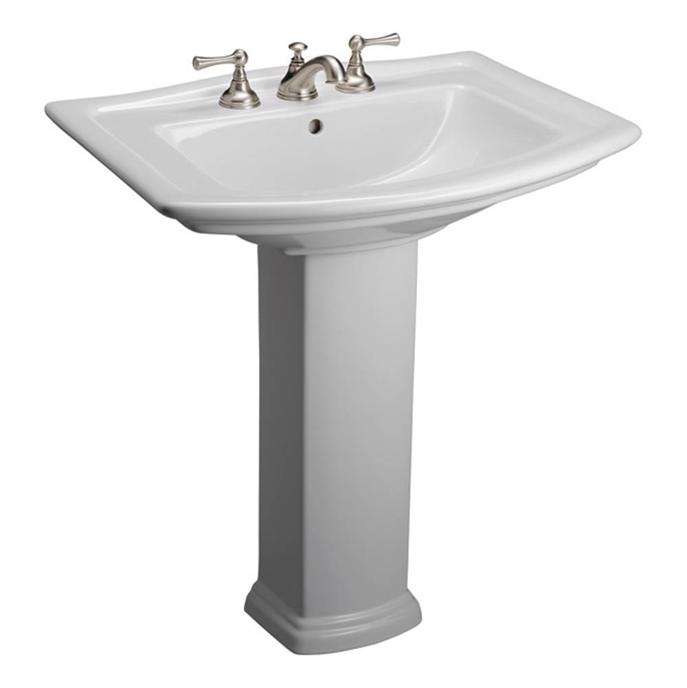 Complete Pedestal Bathroom Sinks