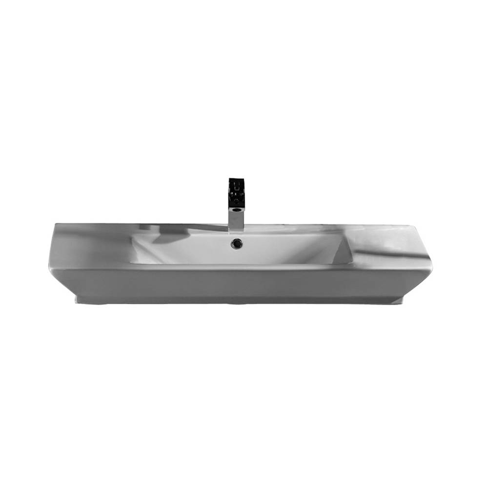 Wall Mount Bathroom Sinks
