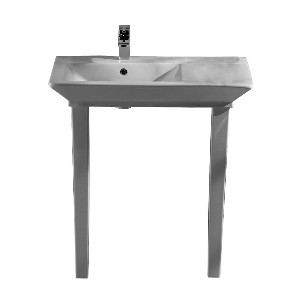 Lavatory Console Bathroom Sinks