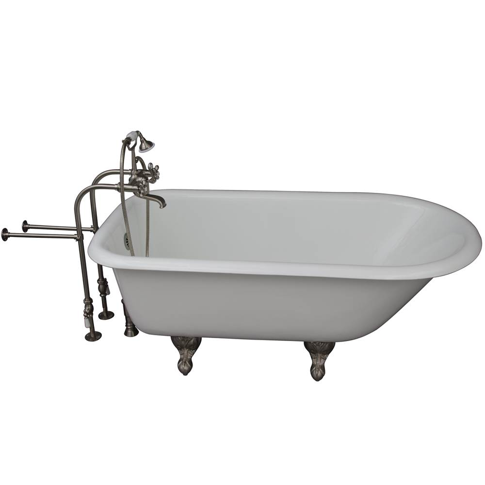 Clawfoot Soaking Tubs