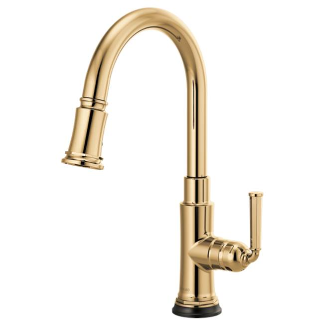 Brizo Rook: SmartTouch® Pull-Down Faucet
