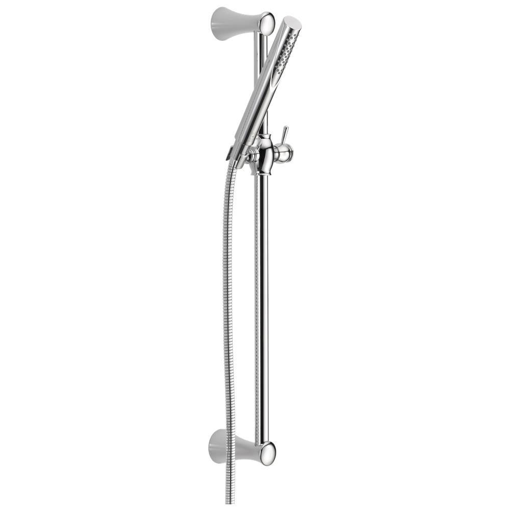 Delta Faucet Delta Grail: Premium Single-Setting Slide Bar Hand Shower