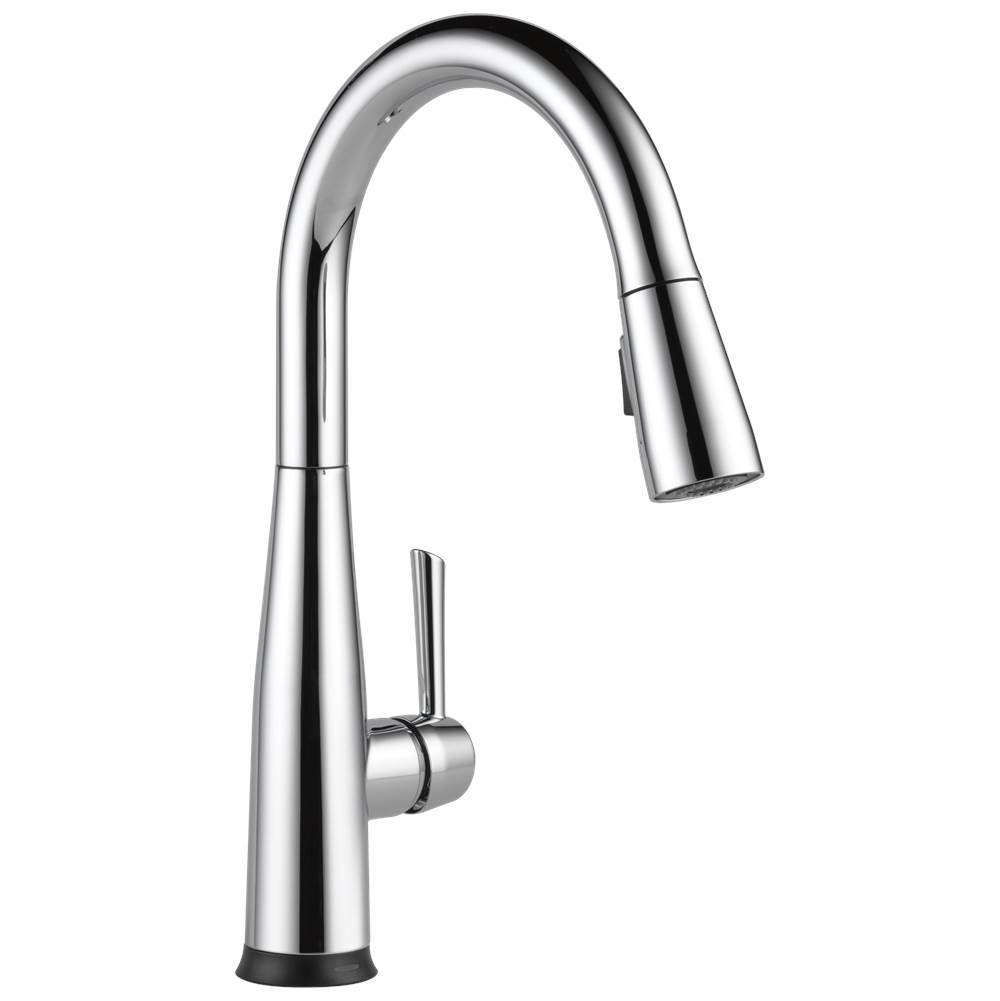 Delta Faucet Essa: Single Handle Pull-Down Kitchen Faucet with Touch2O® Technology