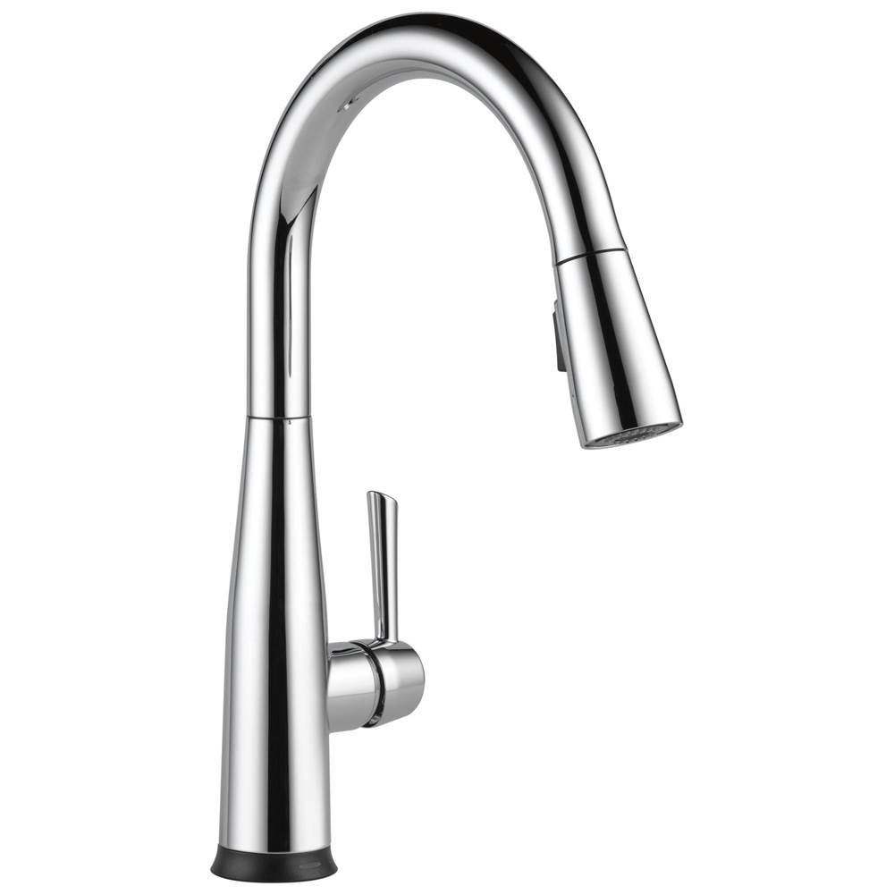 Delta Faucet Essa: VoiceIQ™ Single Handle Pull-Down Faucet with Touch20® Technology