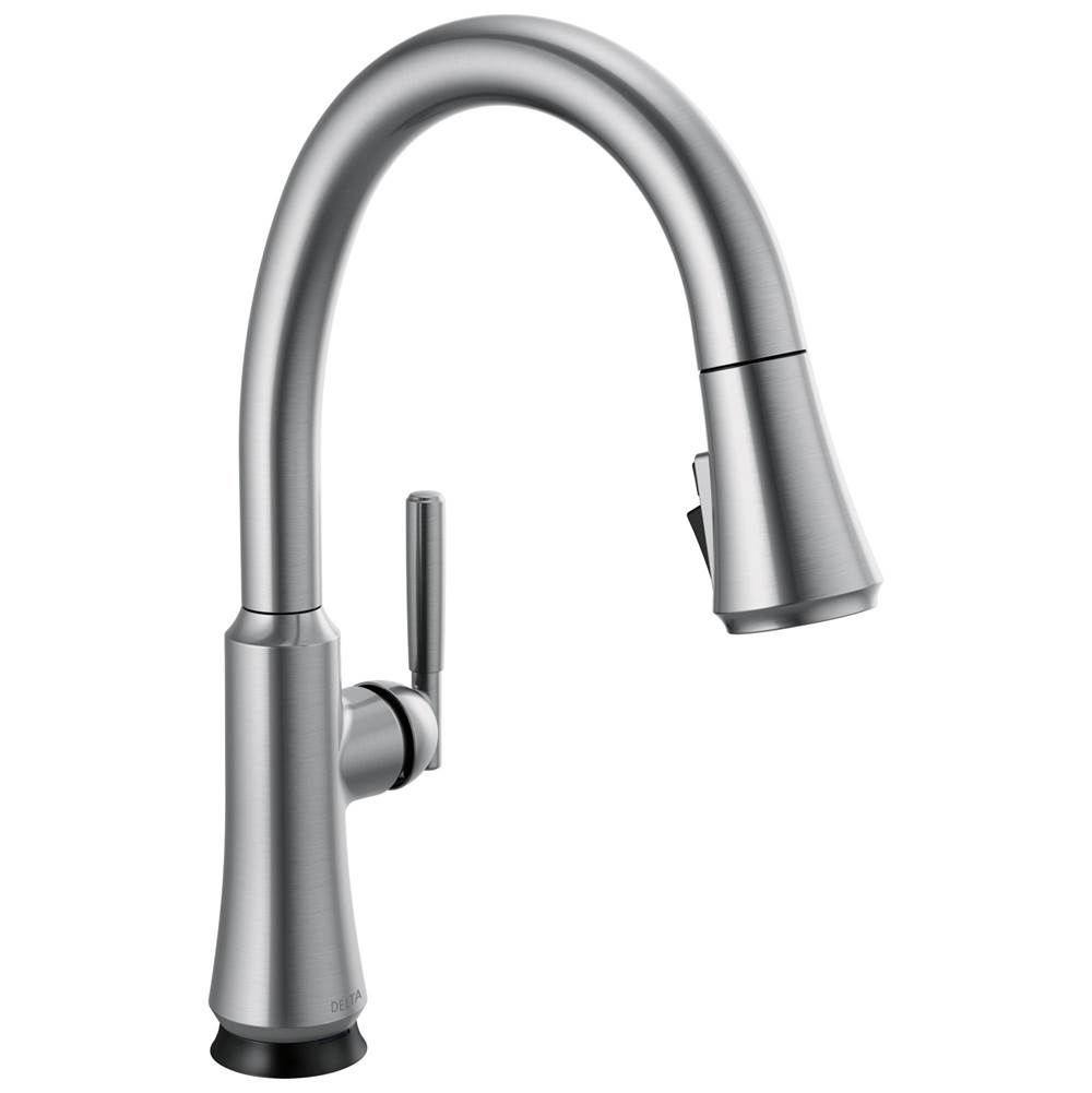 Delta Faucet Coranto: Single Handle Pull Down Kitchen Faucet with Touch2O Technology