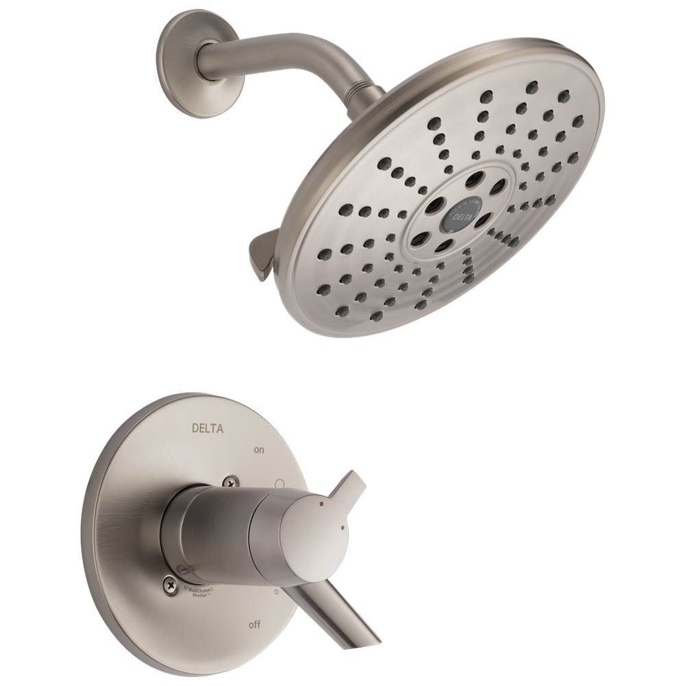 Delta Faucet Compel: TempAssure® 17T Series H2Okinetic® Shower Trim