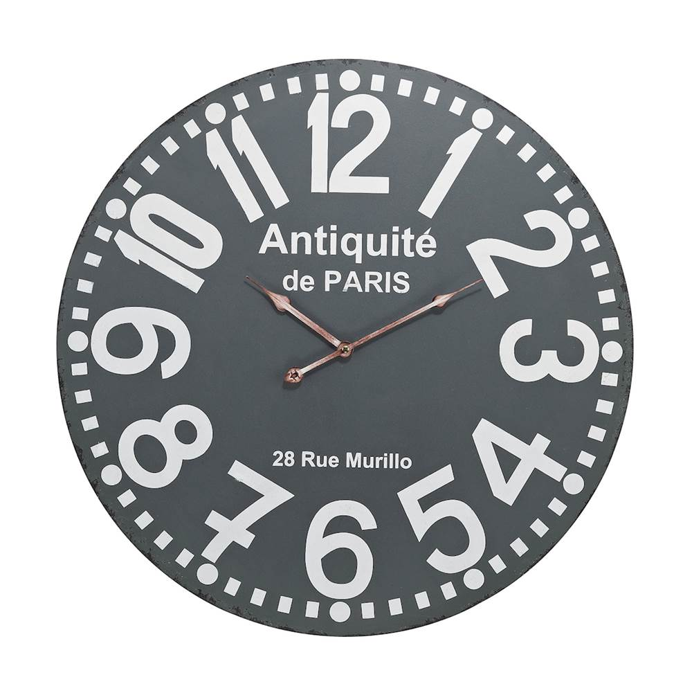 Elk Home Antiquite Wall Clock