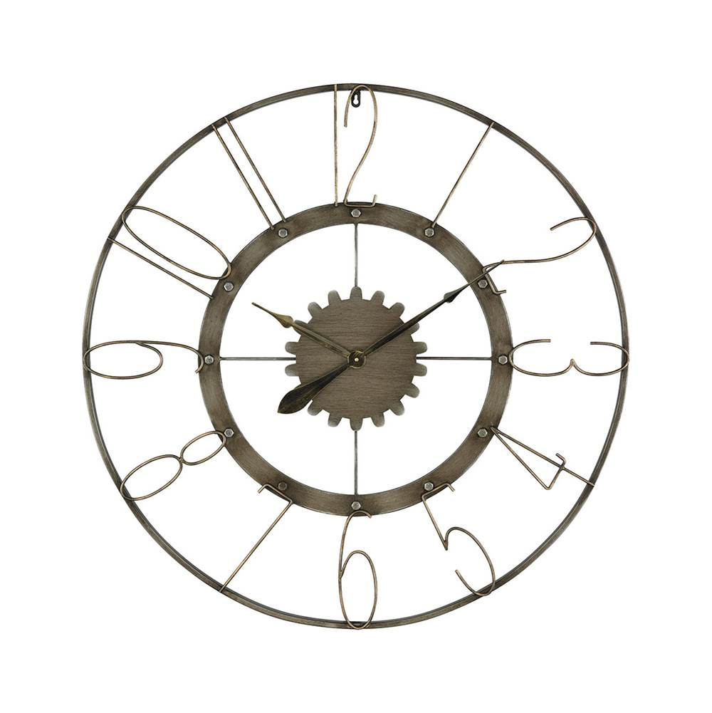 Elk Home Calibre Wall Clock