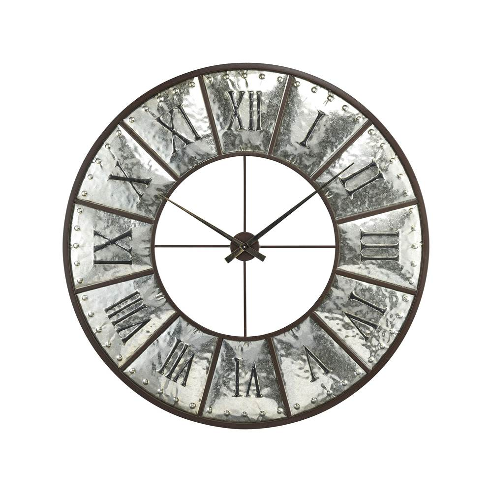 Elk Home Queen And Country Wall Clock