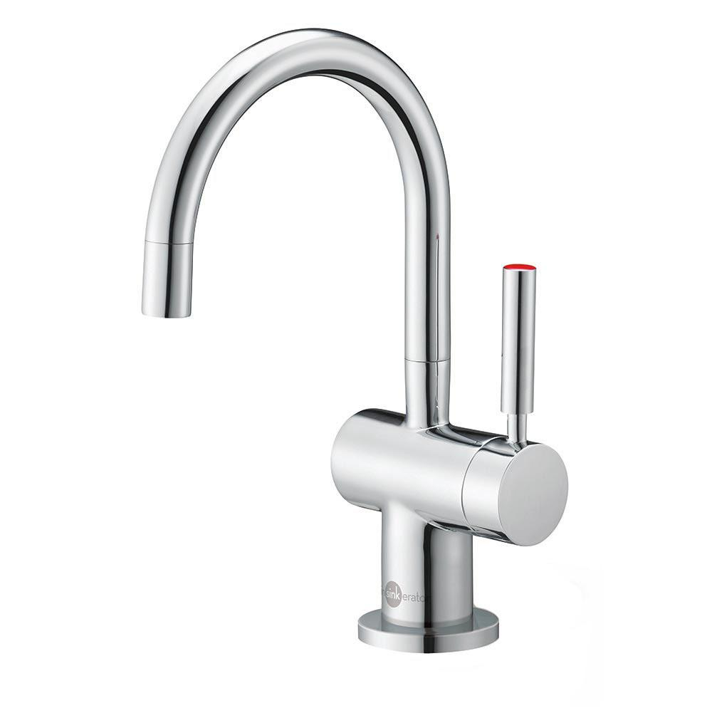 Insinkerator Indulge Modern F-H3300 Instant Hot Water Dispenser Faucet in Chrome