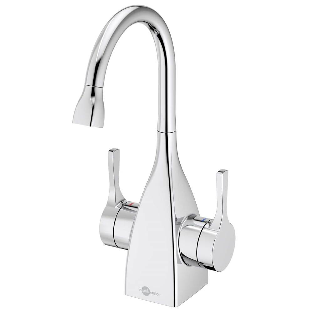 Insinkerator Showroom Collection Transitional 1020 Instant Hot & Cold Faucet - Stainless Steel
