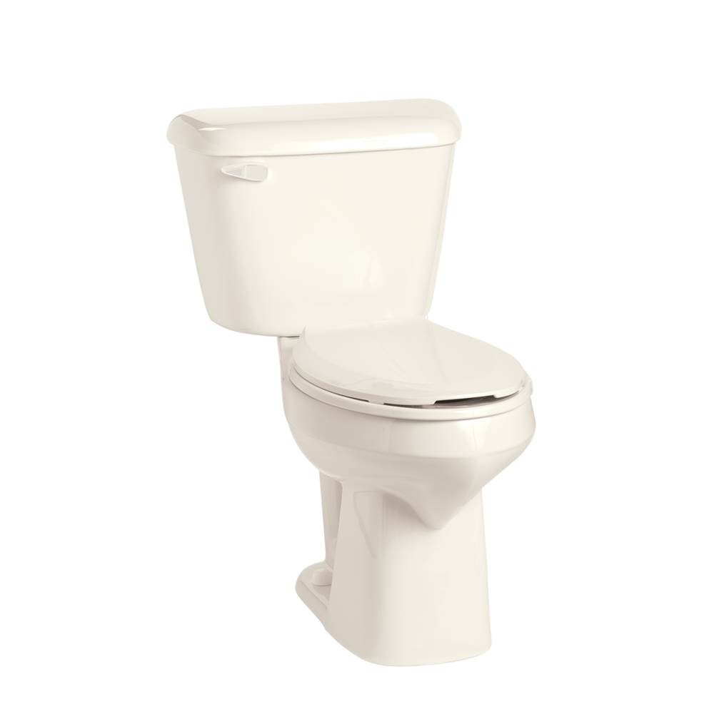 Mansfield Plumbing Alto 1.6 Elongated SmartHeight 10'' Rough-In Toilet Combination
