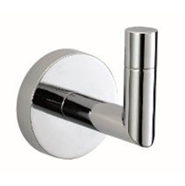 OmniPro Chrome Plated Robe Hook Highlight Collection