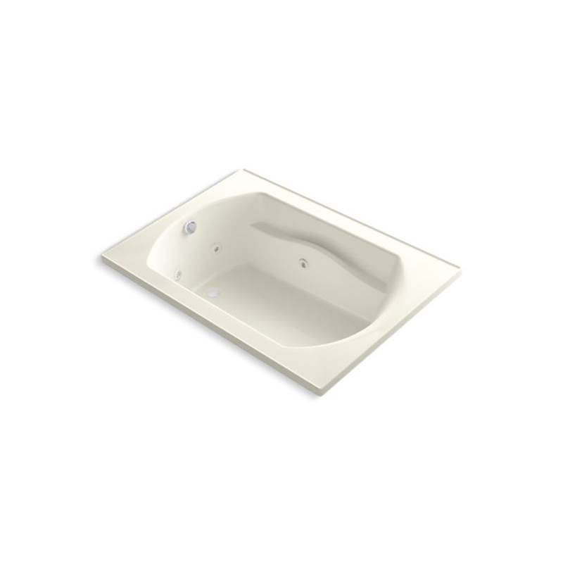 Sterling Plumbing Lawson 60'' x 42''  Whirlpool Bath with Left-hand Drain and Heat