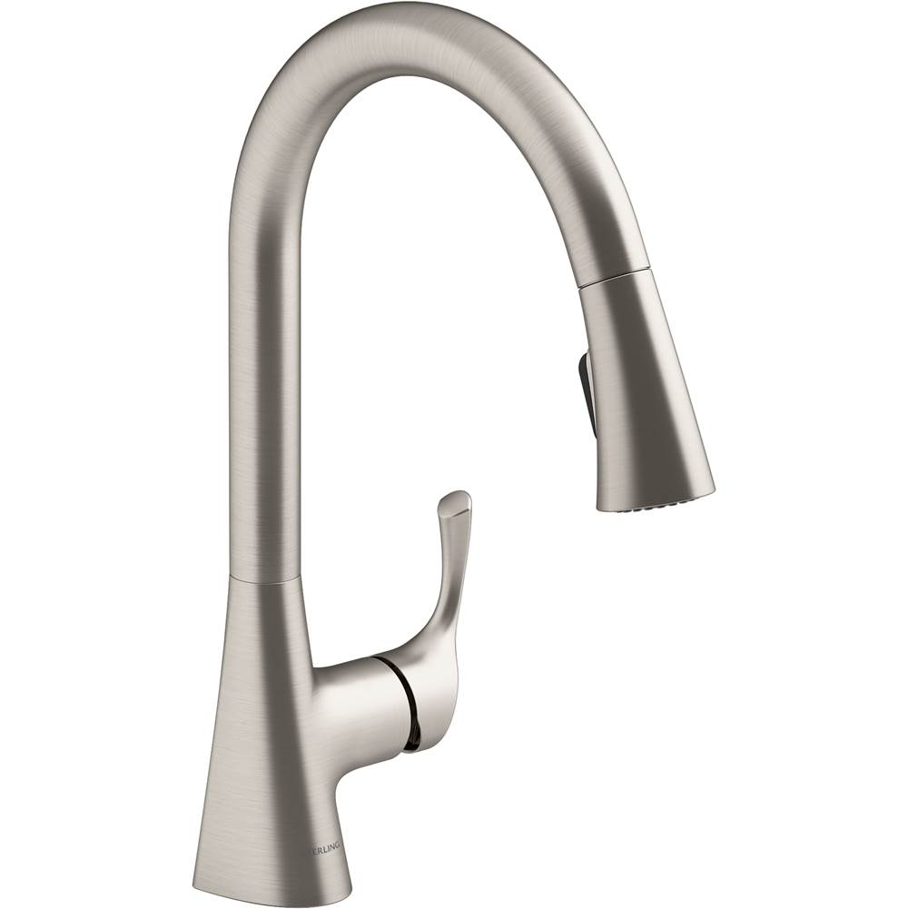 Sterling Plumbing Valton™ Pull-down Single-Handle Kitchen Faucet