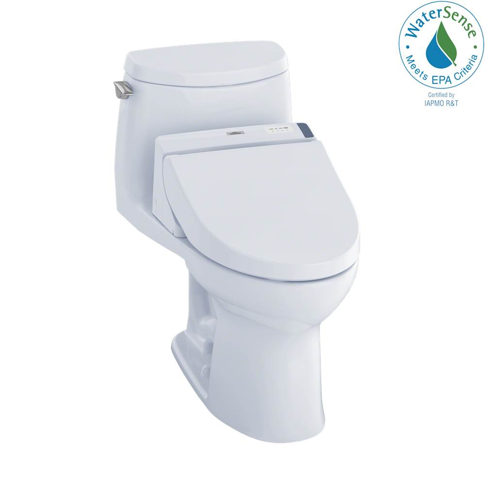 Toto ULTRAMAX II 1G C200 WASHLET+ COTTON CONCEALED CONNECTION
