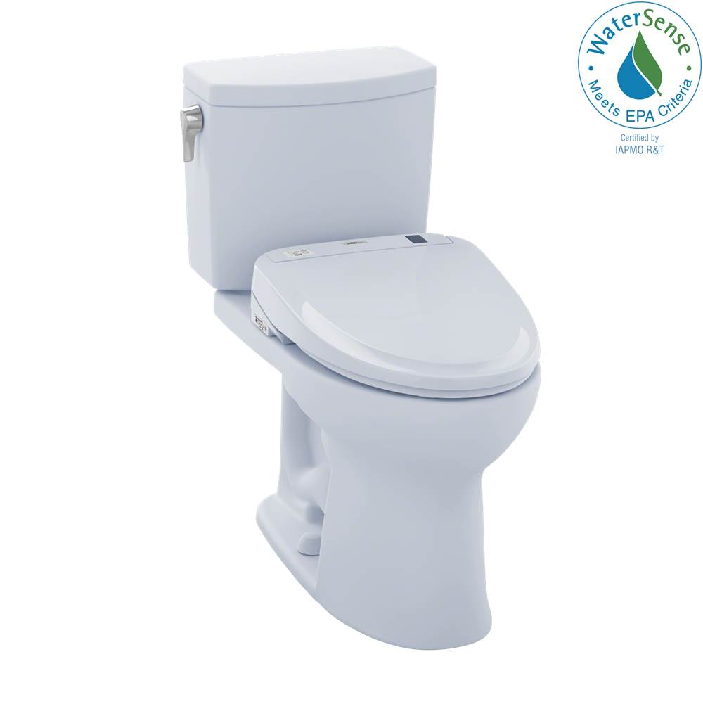 Toto DRAKE II 1G S350E WASHLET+ COTTON CONCEALED CONNECTION