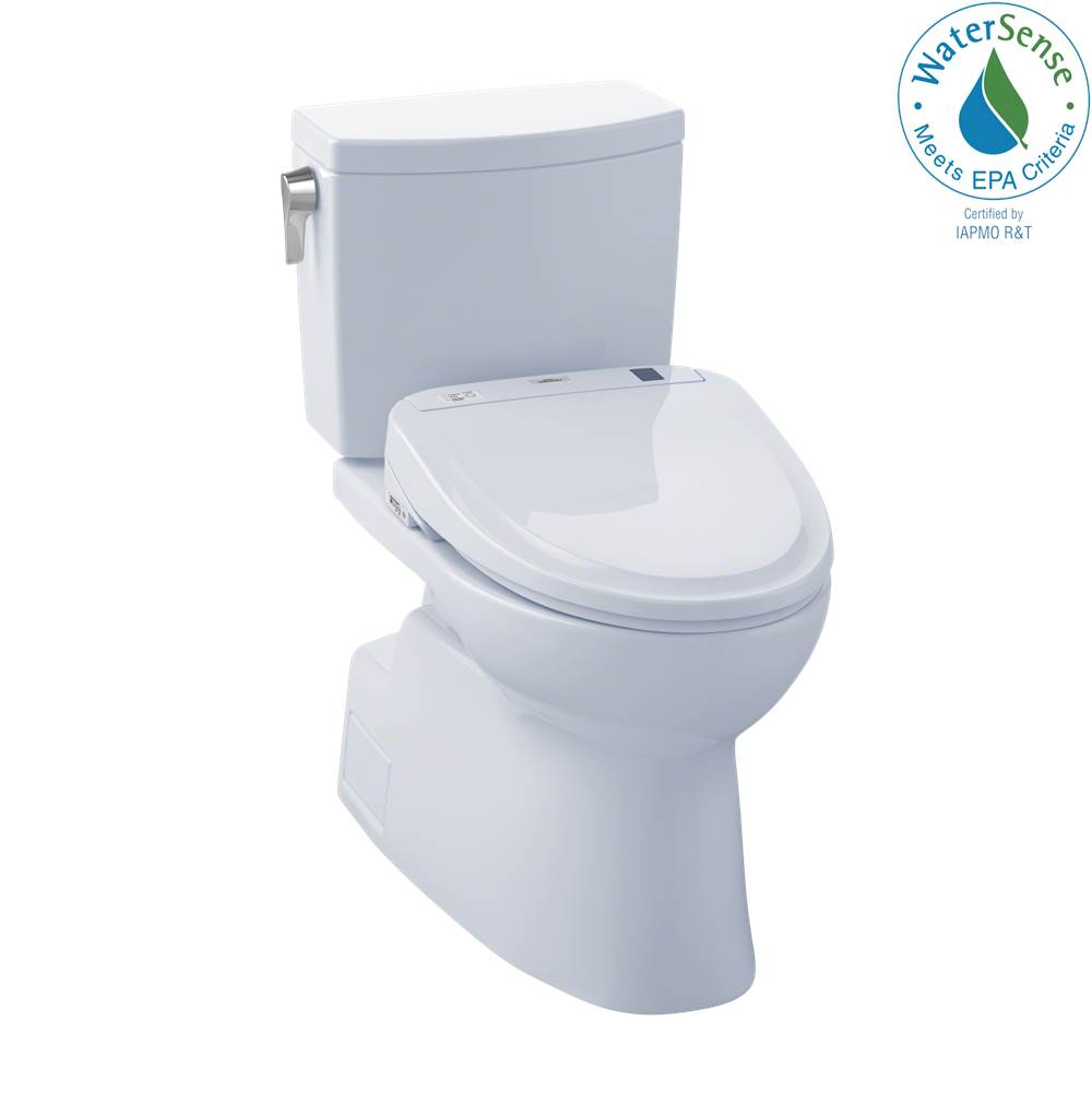 Toto VESPIN II 1G S300E WASHLET+ COTTON CONCEALED CONNECTION