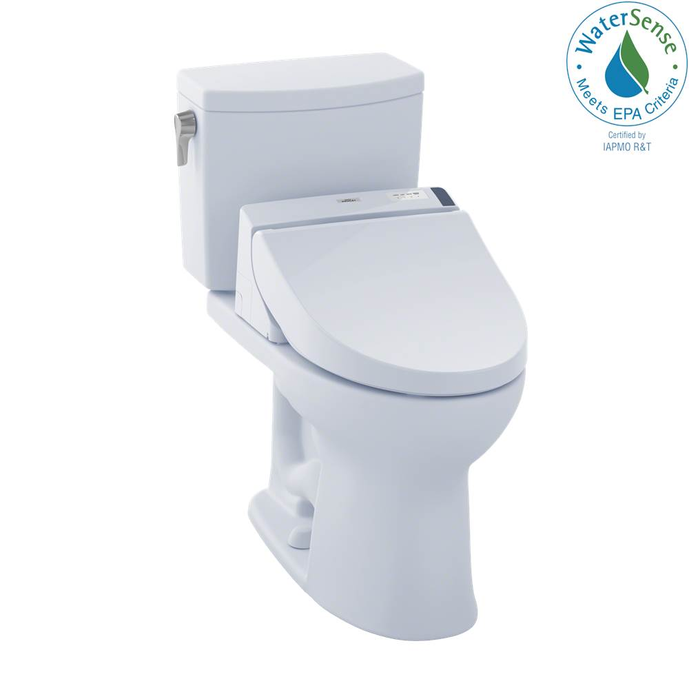 Toto DRAKE II 1G C200 WASHLET+ COTTON CONCEALED CONNECTION