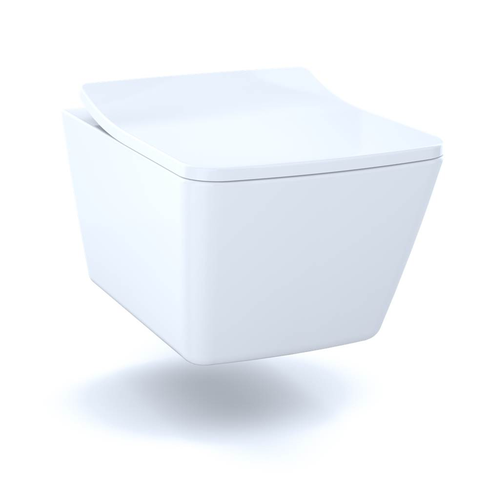 Toto Sp Square Shape Wall Hung Bowl Cotton