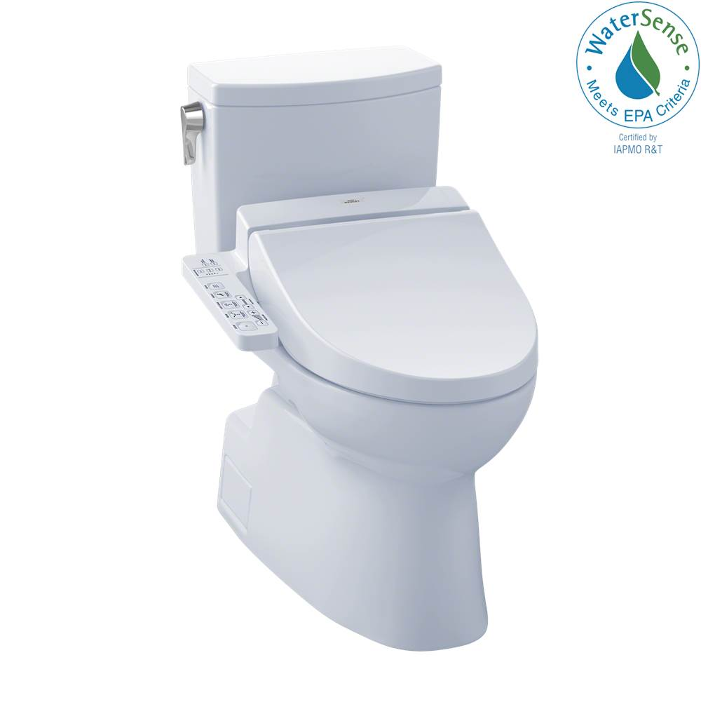 Toto VESPIN II 1G C100 WASHLET+ COTTON CONCEALED CONNECTION