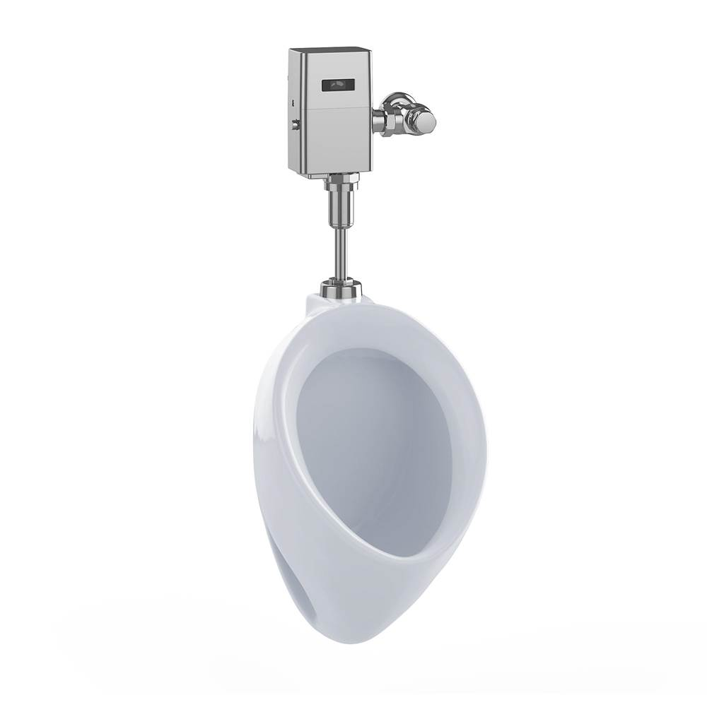 Toto Commercial Washout Urinal W/ Top Spud--Cotton