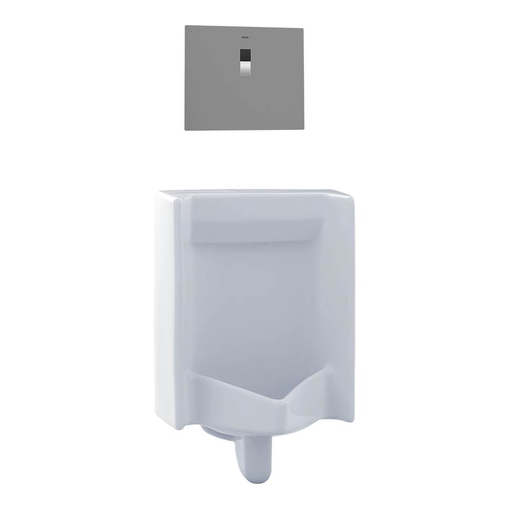 Toto Commercial Washout Urinal W/ Back Spud--Cotton